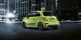 abarth 595 competizione sportlicher kleinwagen. Black Bedroom Furniture Sets. Home Design Ideas