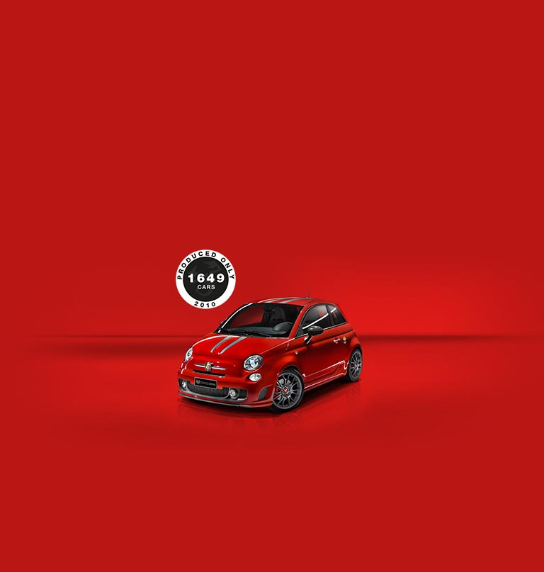 Abarth 695 Ferrari tribute